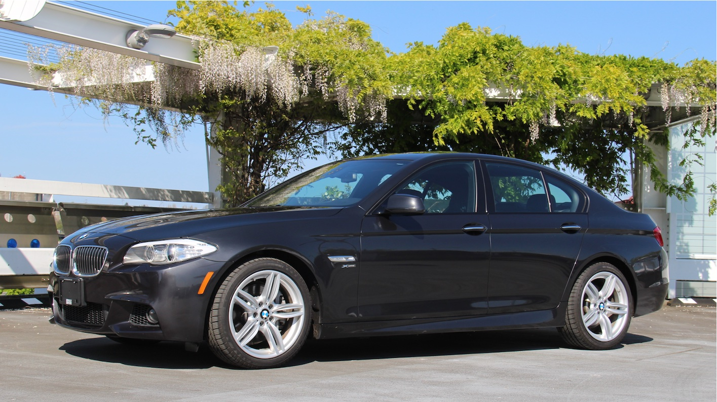 2012 bmw 535i xdrive m sport sold bridge city motors. Black Bedroom Furniture Sets. Home Design Ideas