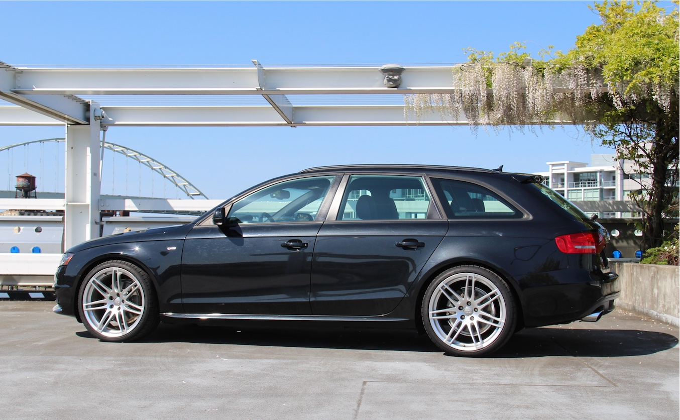 2012 audi a4 avant prestige s-line – sold!! | bridge city motors