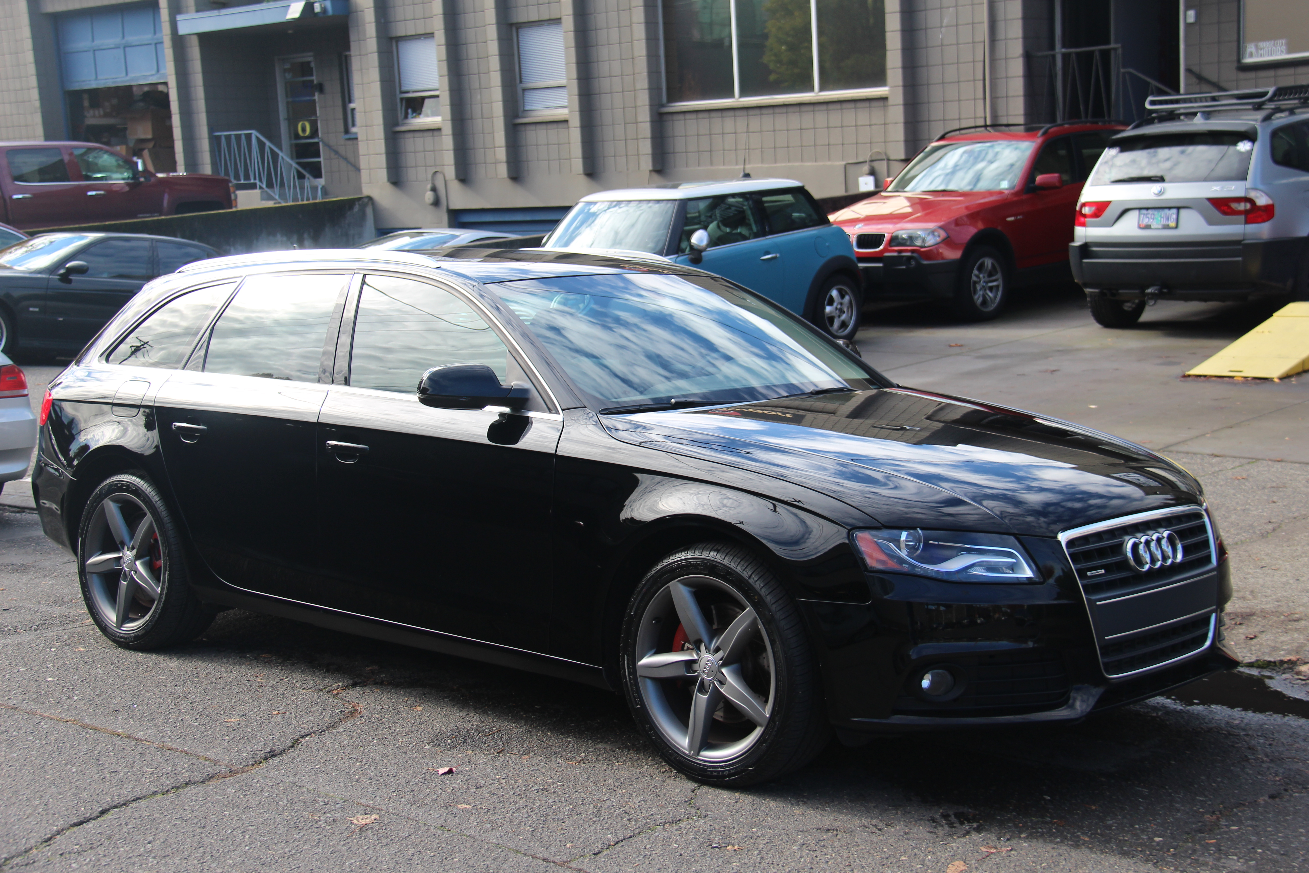 2010 audi a4 avant quattro premium plus sold bridge. Black Bedroom Furniture Sets. Home Design Ideas