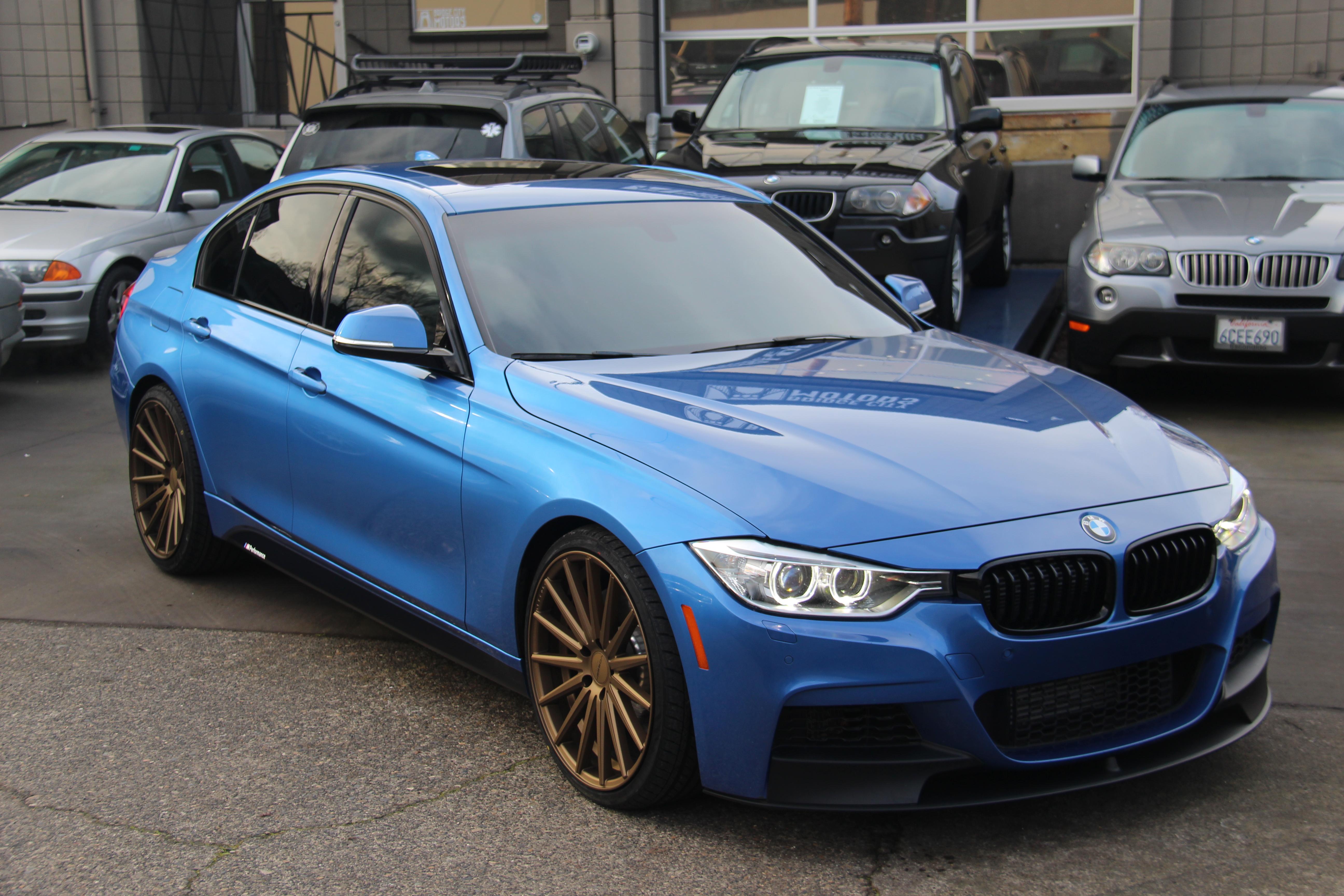 BMW I M Sport SOLD Bridge City Motors - 2013 bmw 335i m sport