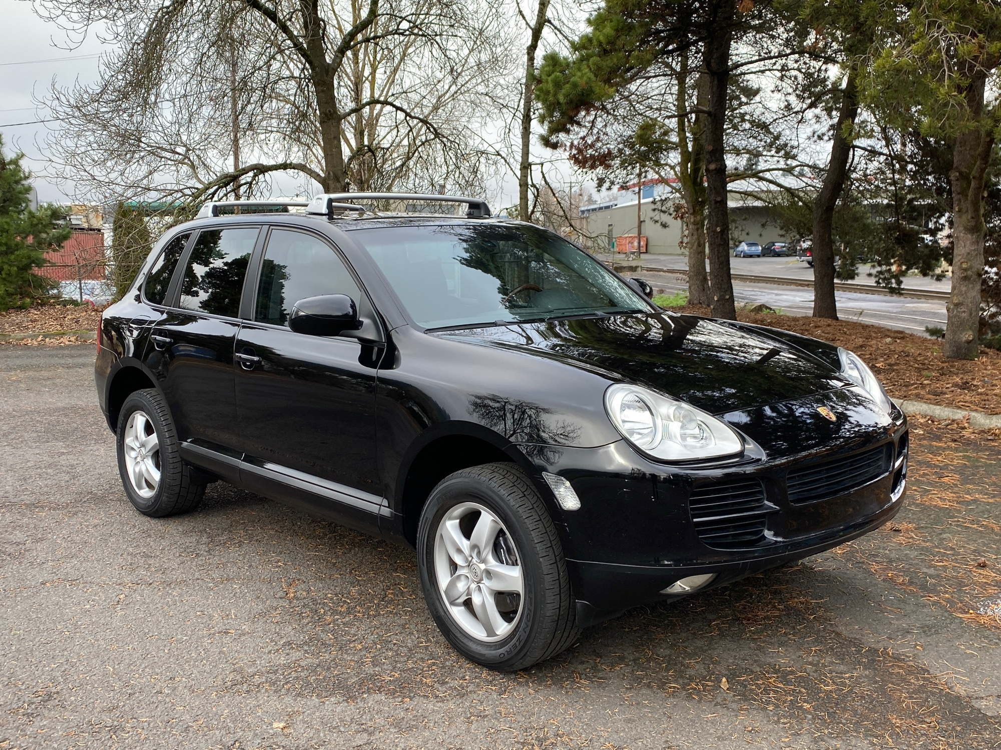 2006 Porsche Cayenne Awd Sold Bridge City Motors